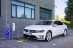 IAA 2015: Probefahrten mit dem VW Passat GTE