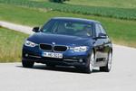 Pressepräsentation BMW 3er: Runter von Platz drei