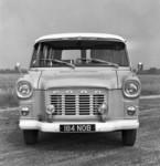 Im Rückspiegel: 50 Jahre Ford Transit (1)