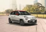 Fiat 500L Urban bringt Farbe ins Spiel