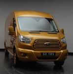 Im Rückspiegel: 50 Jahre Ford Transit (2)