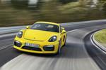 Fahrbericht Porsche Cayman GT4: Sportwagen und Rennauto