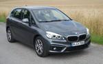 Kurztest BMW 216d Active Tourer: Inzwischen gewohnt