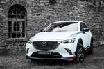 Mazda bietet Zubehör für CX-3