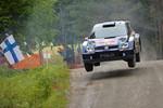 WRC-Lauf Finnland: Latvala beim
