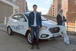 Hyundai ix35 Fuel Cell fährt 2383 km in 24 Stunden