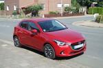Kurztest Mazda2: Was heißt hier klein?