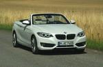 Fahrbericht BMW 220i Cabrio: Gut behütet