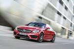 Mercedes-Benz C-Klasse Coupé: Rasanter Auftritt