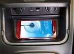 Kabelloses Smartphone laden im Kia Cee'd