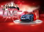 Toyota feiert den Auris mit interaktiver Show