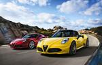 Alfa Romeo erweitert Zubehör für den 4C
