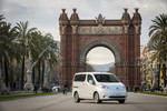 Fahrbericht Nissan e-NV200 Evalia: Sieben unter Strom