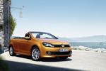 IAA 2015: Update für VW Golf Cabriolet