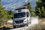 Caravan-Salon 2015: Mit dem Fiat Ducato 4x4 auf Expedition