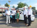 Land NRW kauft Hyundai ix35 Fuel Cell