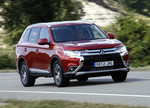 Mitsubishi Plug-in Hybrid Outlander 4000 Euro günstiger