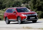 Mitsubishi Plug-in Hybrid Outlander: Neue Akzeptanzoffensive
