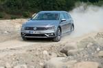Pressepräsentation Volkswagen Passat Alltrack: Grenzgänger