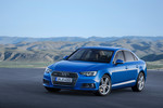 Pressepräsentation Audi A4: Vorsprung im Endspurt