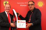 Ferrari und Shell kooperieren weitere fünf Jahre