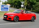 Fahrbericht Audi TT Roadster: Sommerfrischler mit Biss