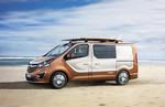 IAA 2015: Opel Vivaro Surf Concept für Freizeitaktivitäten