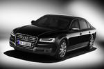 IAA 2015: Audi A8 L Security noch widerstandsfähiger.