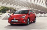 IAA 2015: Neuer Toyota Prius stromert mit TNGA