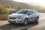 IAA 2015: Opel Astra Sports Tourer macht mehr Platz