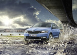 Skoda Rapid im Scout-Dress