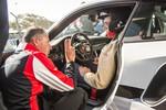 Porsche-Tracktest: Mit dem 911 GT3 RS in Le Mans