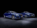 Mercedes-Benz E-Klasse Coupé und Cabrio mit sportlicherem Auftritt