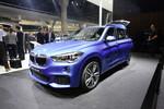 IAA 2015: Der BMW X1 wächst
