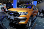 IAA 2015: Update für den Ford Ranger
