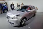 IAA 2015: Suzuki Baleno auch als Mildhybrid