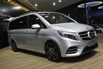 IAA 2015: Mercedes-Benz trimmt die V-Klasse auf Sport
