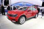 IAA 2015: VW Tiguan größer, effizienter und sicherer