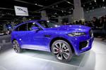 IAA 2015: Jaguar F-Pace ist mehr als ein SUV