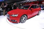 IAA 2015: Audi setzt sich mit dem A4 an die Spitze