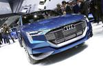 IAA 2015: Audis Elektro-SUV soll über 500 Kilometer schaffen