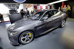 IAA 2015: Alfas Neue hat Ferrari-Power