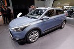 IAA 2015: Hyundais i20 auf Abwegen
