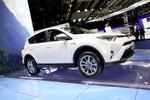 IAA 2015: Toyota hybridisiert den RAV4