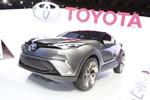 Genf 2016: Toyota zeigt drei Neuheiten