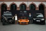 IAA 2015: Jaguar Land Rover goes James Bond