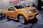 IAA 2015: Nissan Navara wird komfortabler