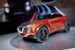 IAA 2015: Nissan zeigt Crossover-Studie mit Range Extender