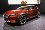 IAA 2015: Mazda schiebt noch ein SUV nach