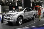 IAA 2015: Mitsubishi L200 kurz vor dem Marktstart